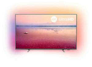 "Smart TV Philips 65"" HDR -Ultra HD 4K"
