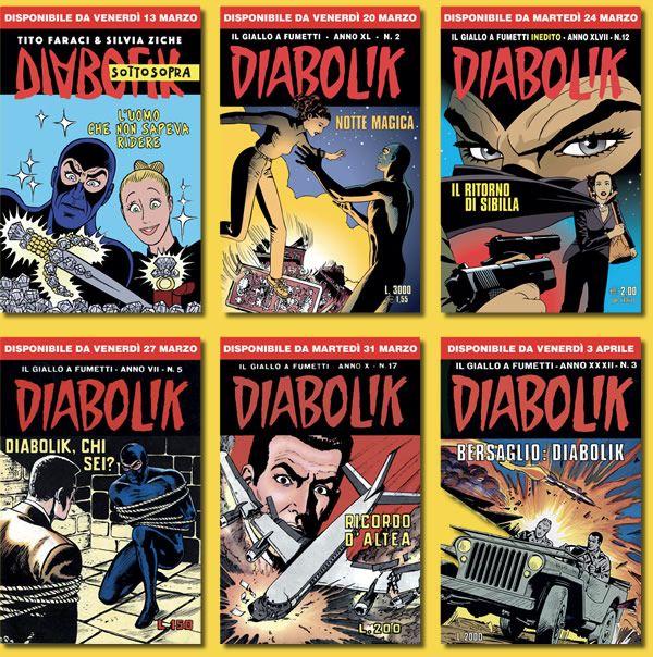Fumetti Diabolilk GRATIS PDF