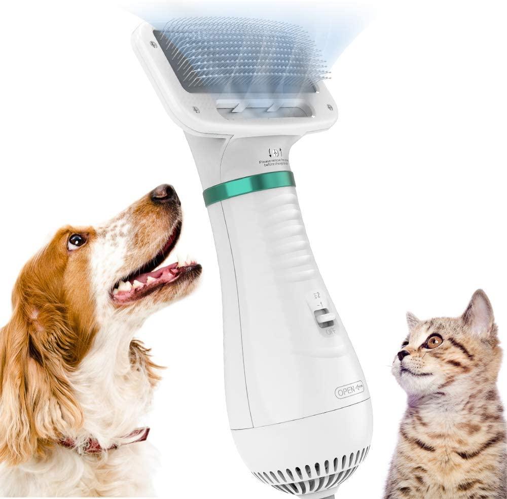 Spazzola asciugatrice per cani e gatti Dadypet