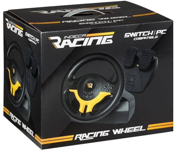 INDECA VOLANTE RACING WHEEL | SWITCH