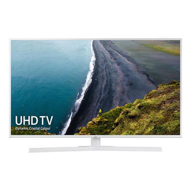 """Samsung Series 7 UE43RU7410U 109,2 cm (43"""") 4K Ultra HD Smart TV Wi-Fi Bianco"""