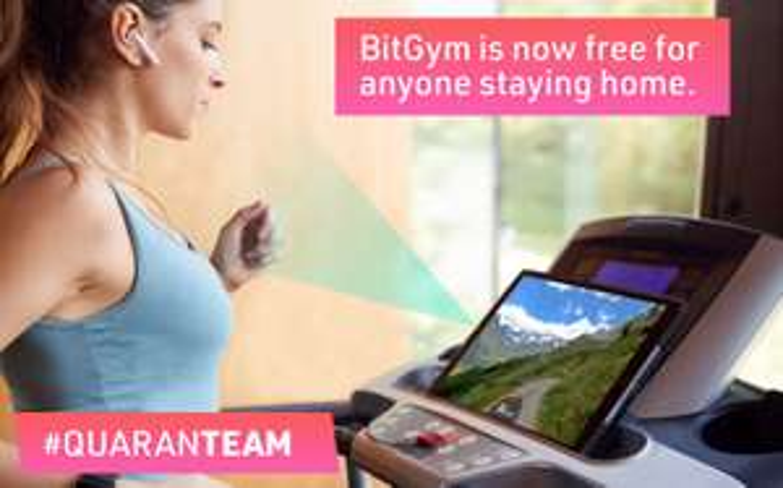 BitGymGRATIS FINO 30 MAGGIO - App Android ios