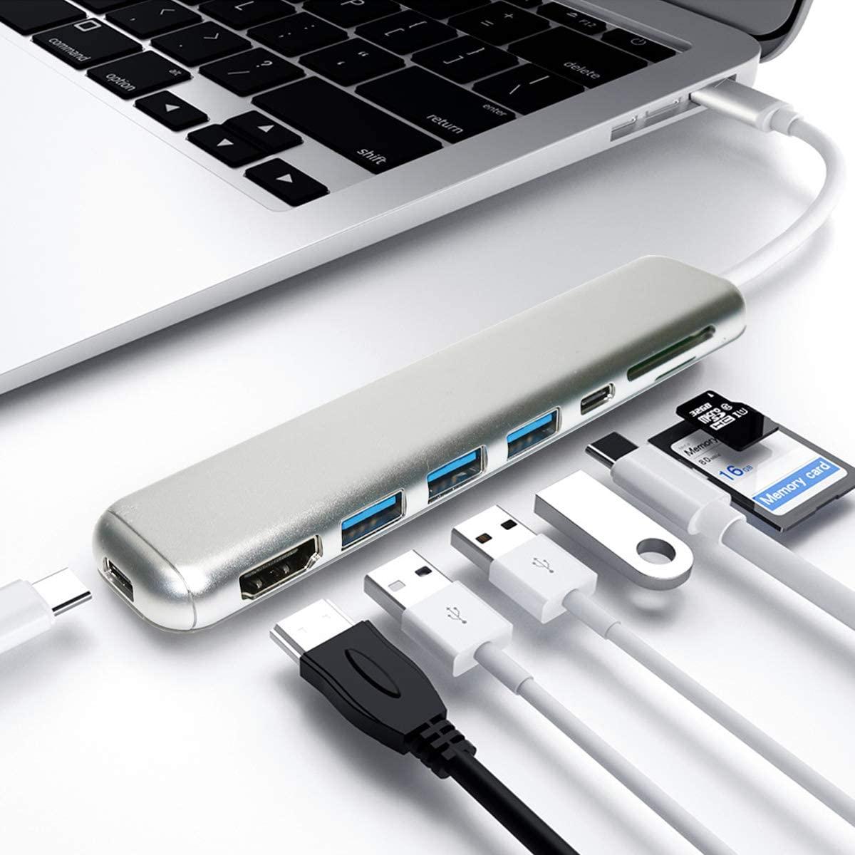Hub USB C 8 in 1 - HDMI