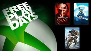Free Play Days (Xbox One) – Tekken 7, Tom Clancy's Ghost Recon Breakpoint & Risk of Rain 2