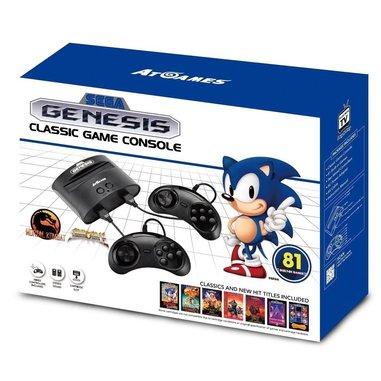 Sega Megadrive Classic con 81 giochi