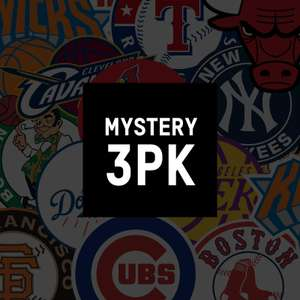 3 T-Shirt Mistery Pack 11.9€