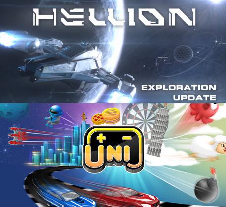 Hellion + UNI per Steam GRATIS