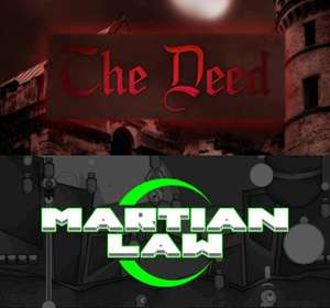 The Deed + Martian Law GRATIS