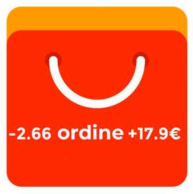 Coupon 2.66€ per Aliexpress -2.66€ su Minimo 17.99€