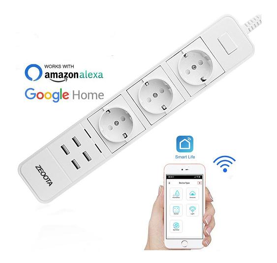 Multi Presa Wifi e USB 15.7€