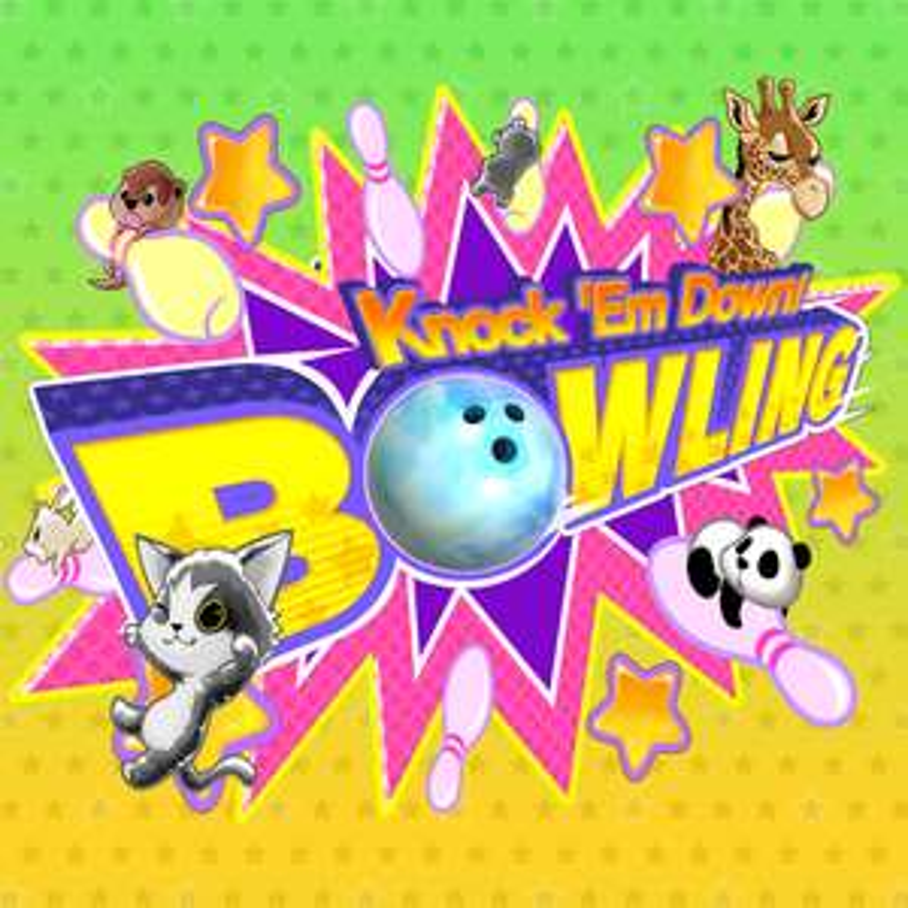 Knock 'Em Down! Bowling - Nintendo eShop