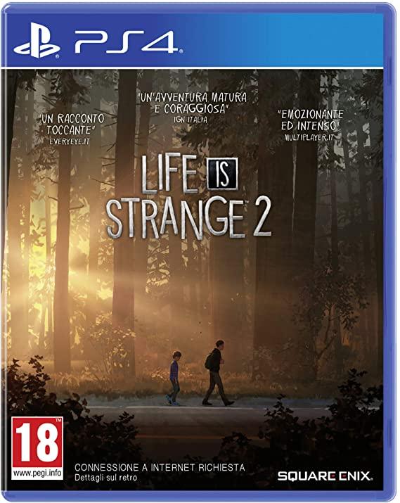 Life is Strange 2 - PlayStation 4 e Xbox one