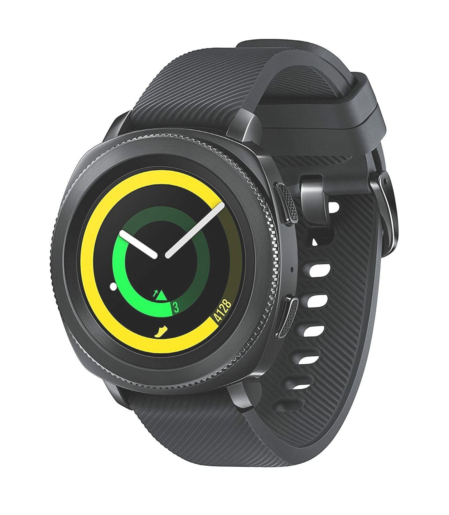 Samsung Gear Sport smartwatch Nero SAMOLED