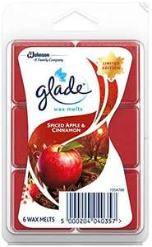 Glade Wax Melts - Deodorante per ambienti, 6 per set