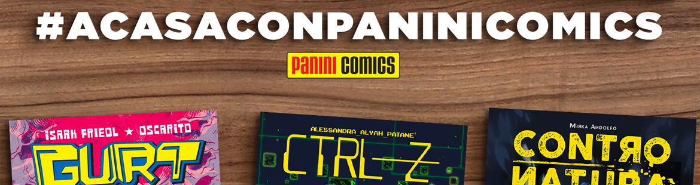 Fumetti Panini Comics Gratis