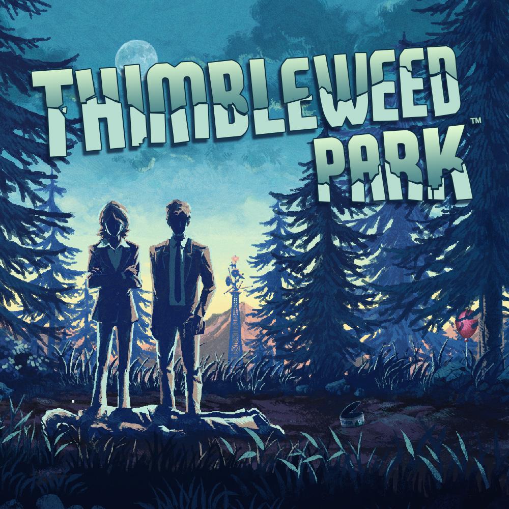 Thimbleweed Park - Gioco Nintendo Switch