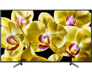 Sony TV 49 pollici, Smart TV LED 4K HDR Ultra HD con Voice Remote