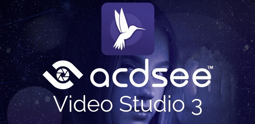 ACDSee Video Studio 3 GRATIS