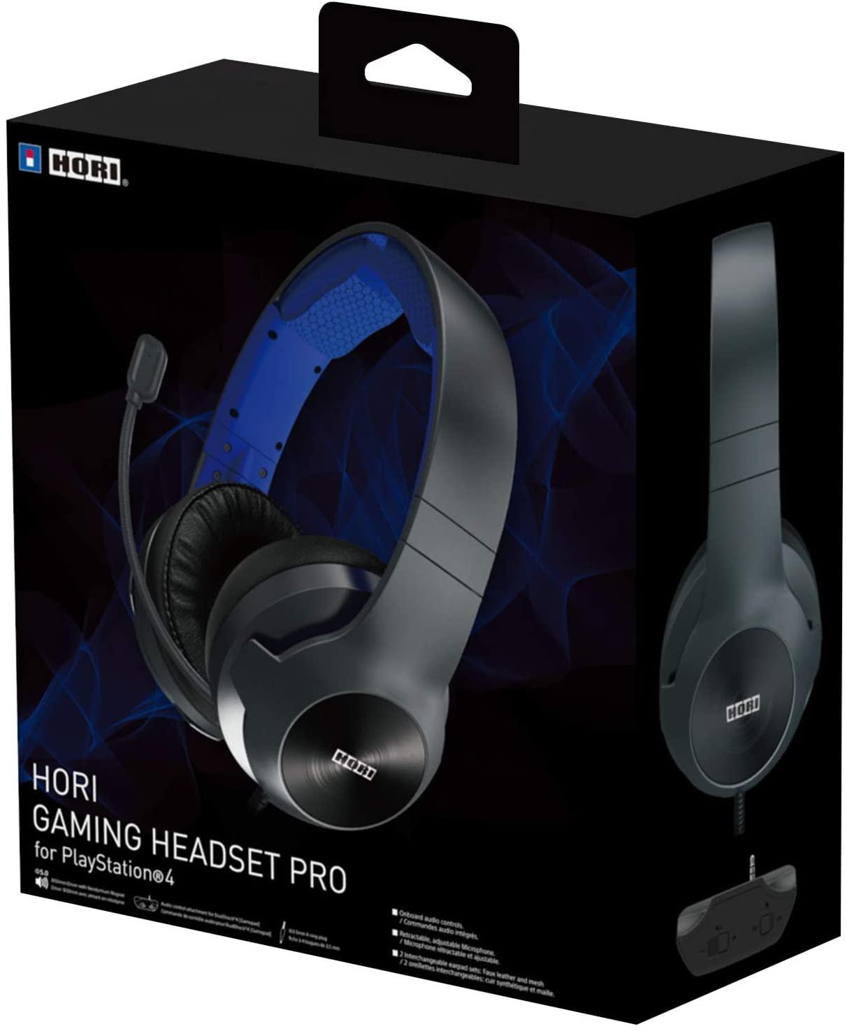 Hori Cuffie Gaming Headset Pro per PS4