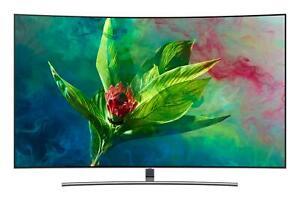 "Samsung Tv Led 65"" Curvo Qled 4K Smart Tv Wi-Fi"