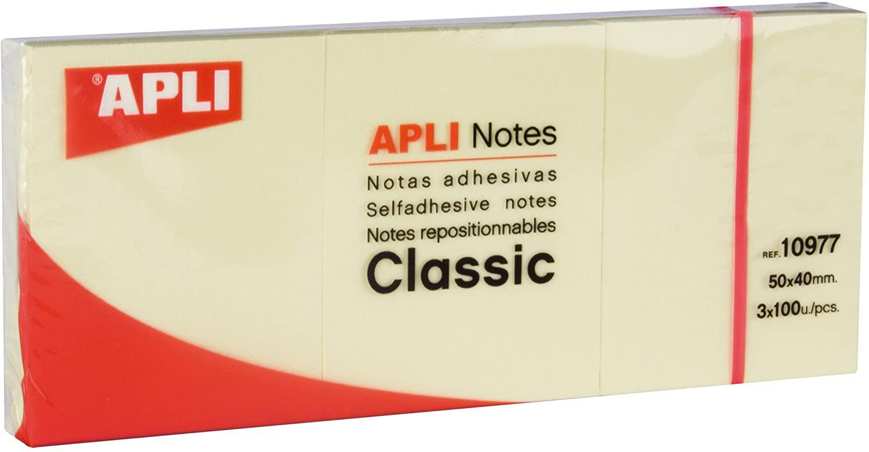Block Notes Adesivo 100fg 0.6€