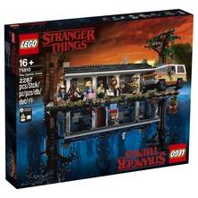 Lego stranger Things (Il Sottosopra)