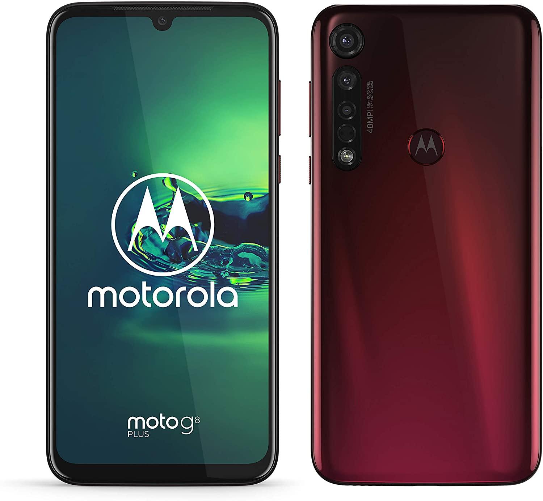 Moto G8 plus 64/4GB 199€