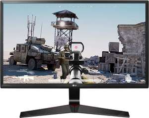 "LG Monitor Gaming 24"" Full HD"