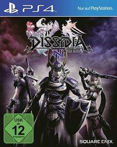 FINAL FANTASY DISSIDIA NT PS4