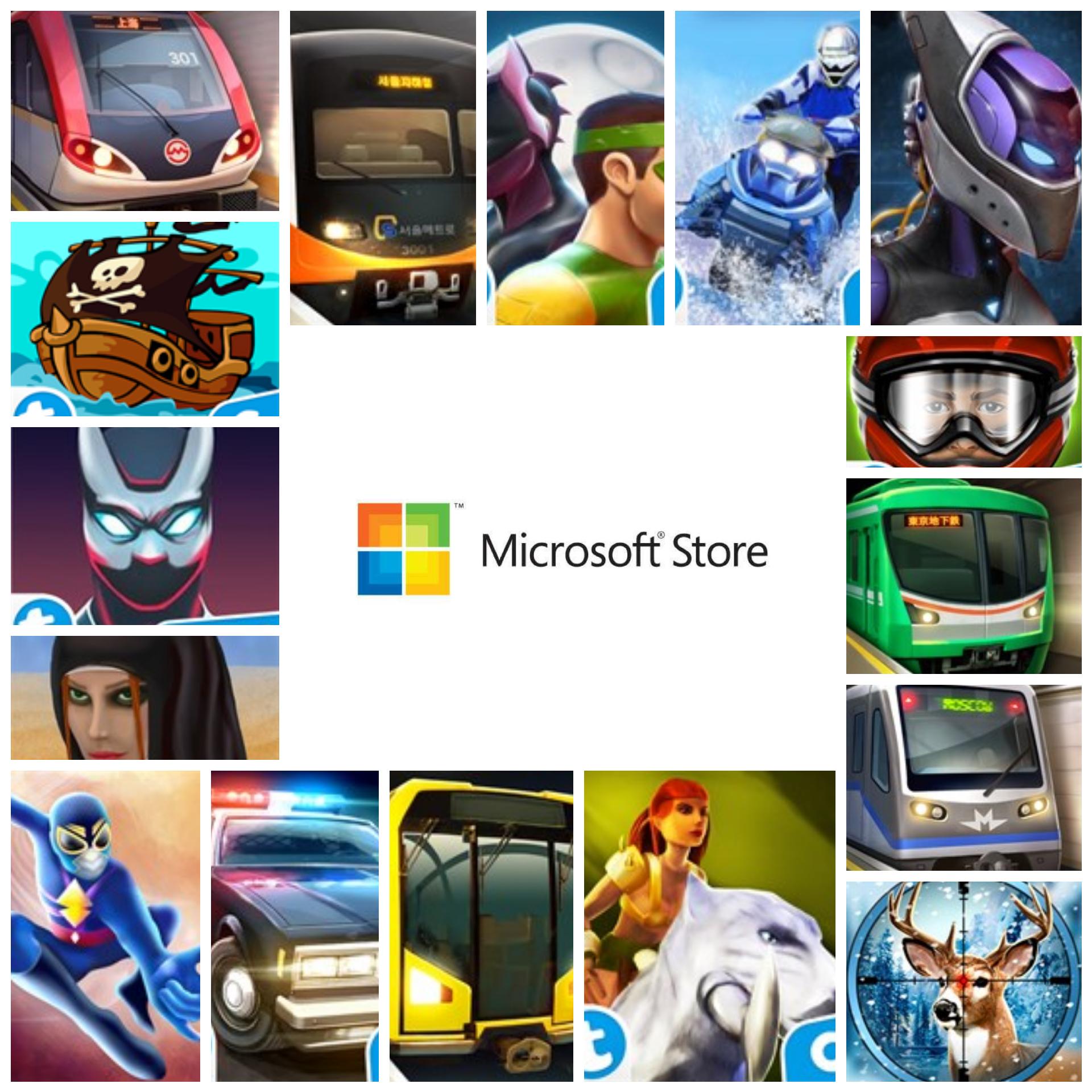 Microsoft Store: 16 giochi Gratuiti