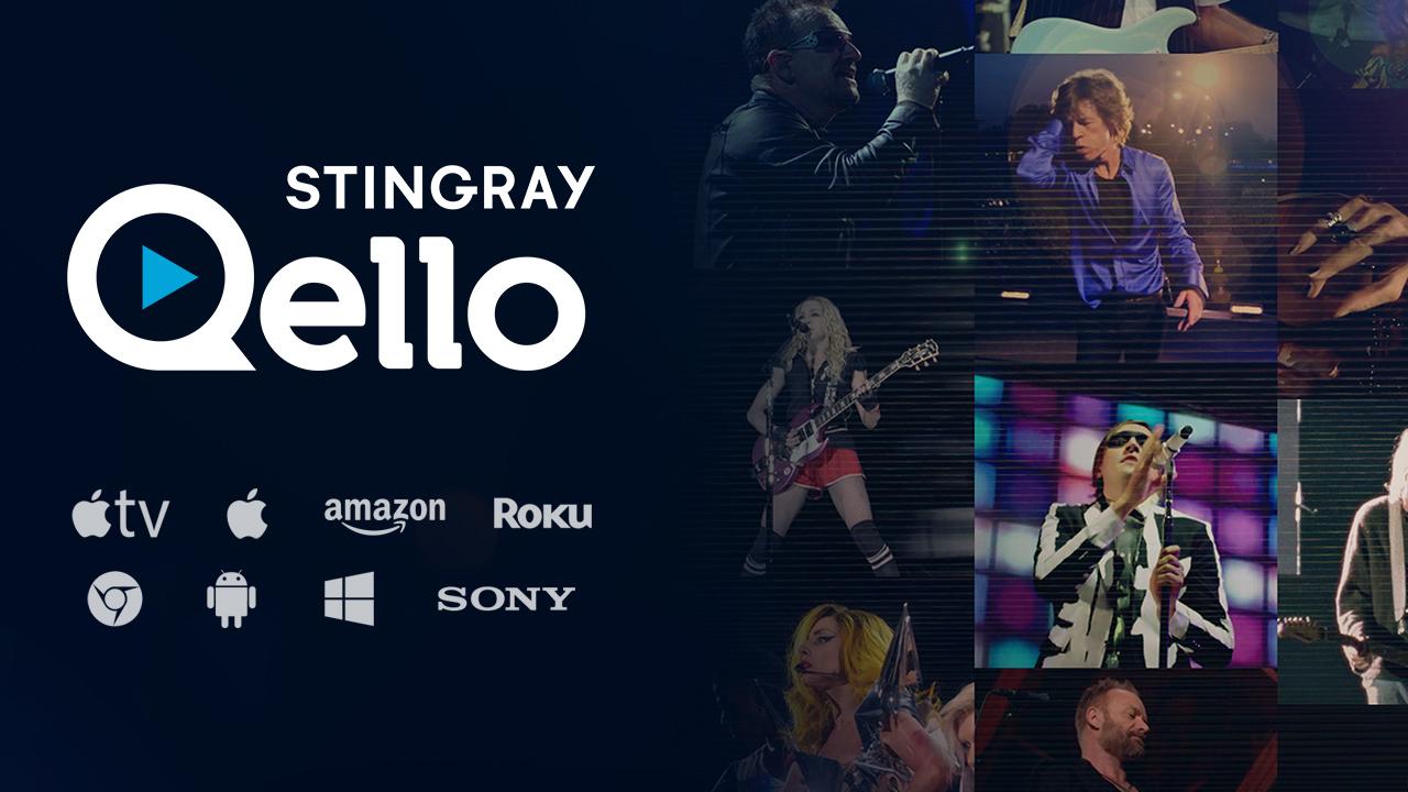 Concerti gratis con Qello.com 30 GG Free pass