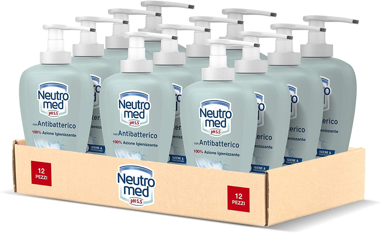 Sapone Igienizzante Neutromed 12x300ml