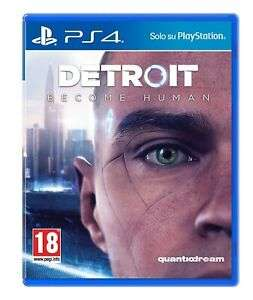 DETROIT - PLAYSTATION 4