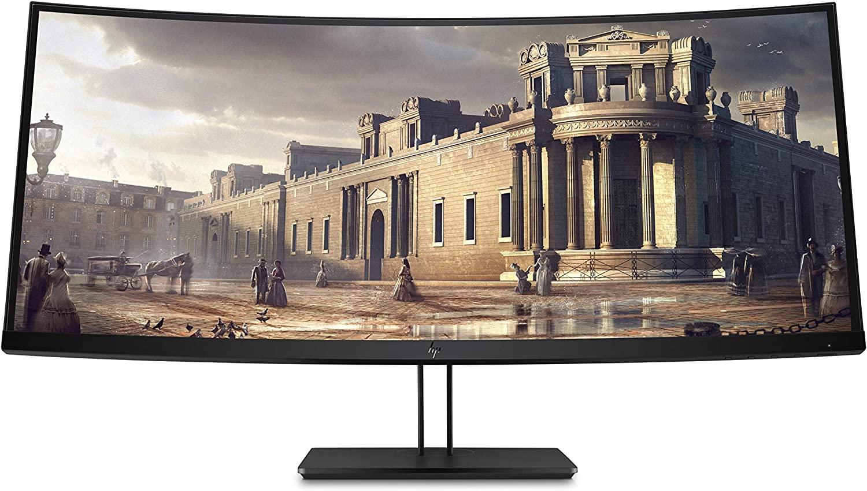 "HP Z38c Curved Display 37.5"" IPS Antiriflesso UWQHD 3840 x 1600"