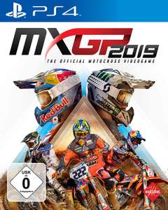 MXGP 2019 - The Official Motocross Videogame PS4