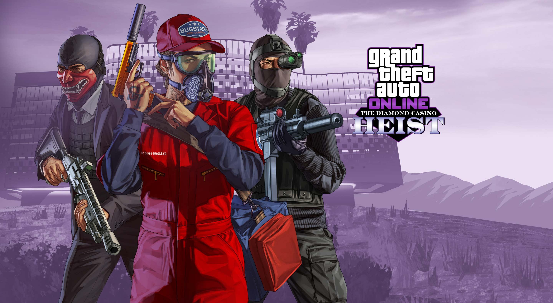 Twitch - Ricompensa su gioco GTA V