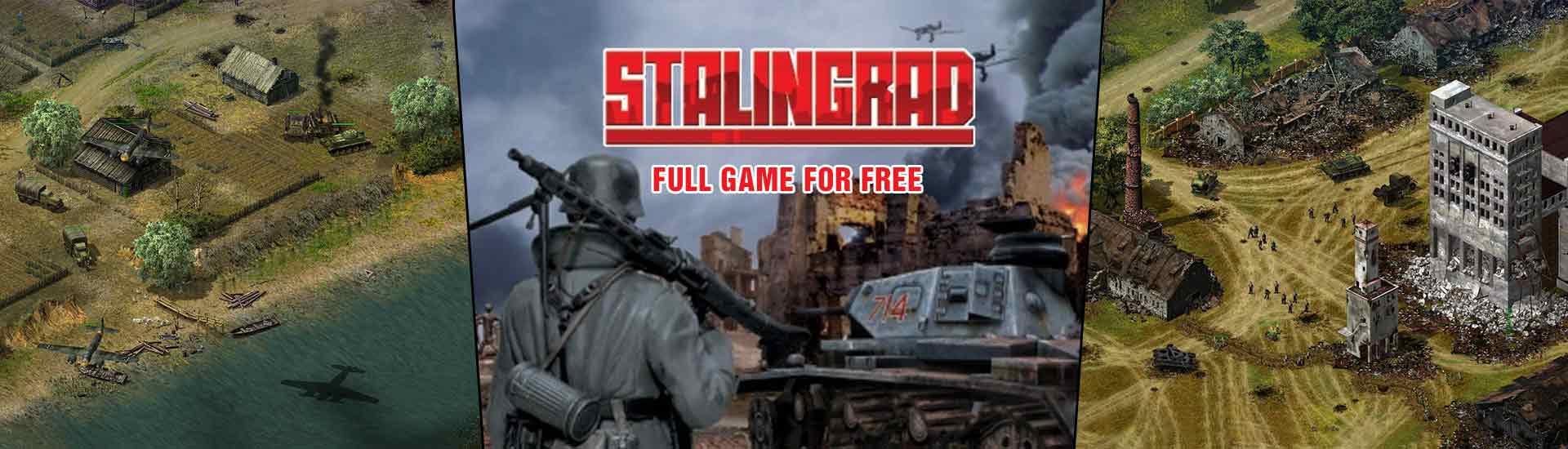 Stalingrad - PC Game