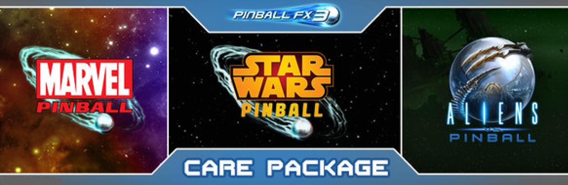 Pinball FX3 3 Scenari GRATIS
