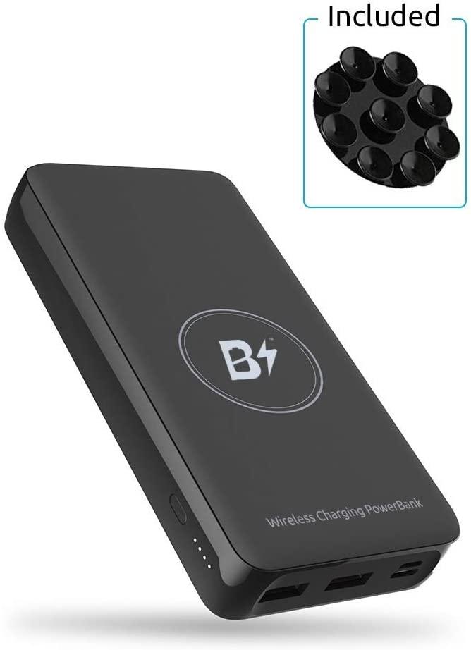 Powerbank Qi Wireless 18W 20000 mAh Bettershop