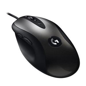 Logitech - MX518 Mouse Gaming - Nero Nightfall