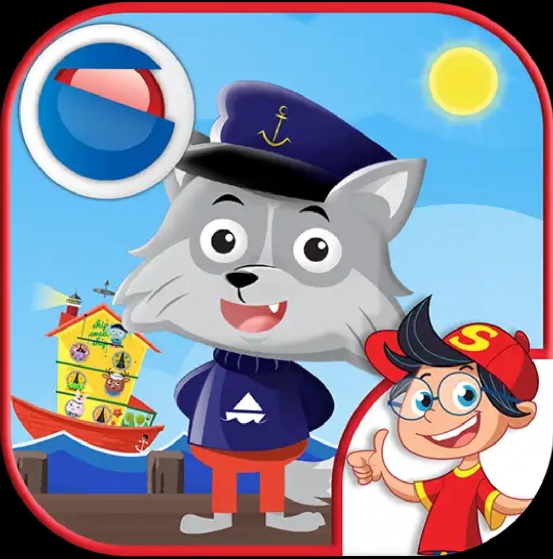 Play Store: Capitan Lupetto Clementoni