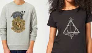 Pack Felpa + T-Shirt Harry Potter