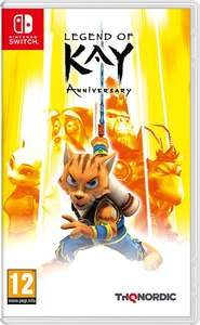 Legend of Kay Anniversary Nintendo 5.9€