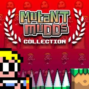 Mutant Mudds Collection Switch 1.2€