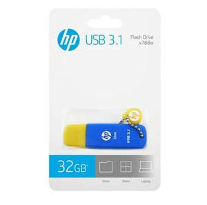 HP 32 GB penna dati USB 3.1 in gomma