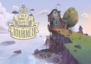 Old Man's Journey PC a 0,06€