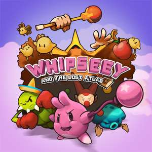 Whipseey and the Lost Atlas - Nintendo Eshop