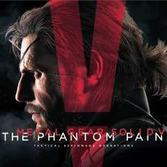 Metal Gear Solid V: The Phantom Pain - Playstation Store