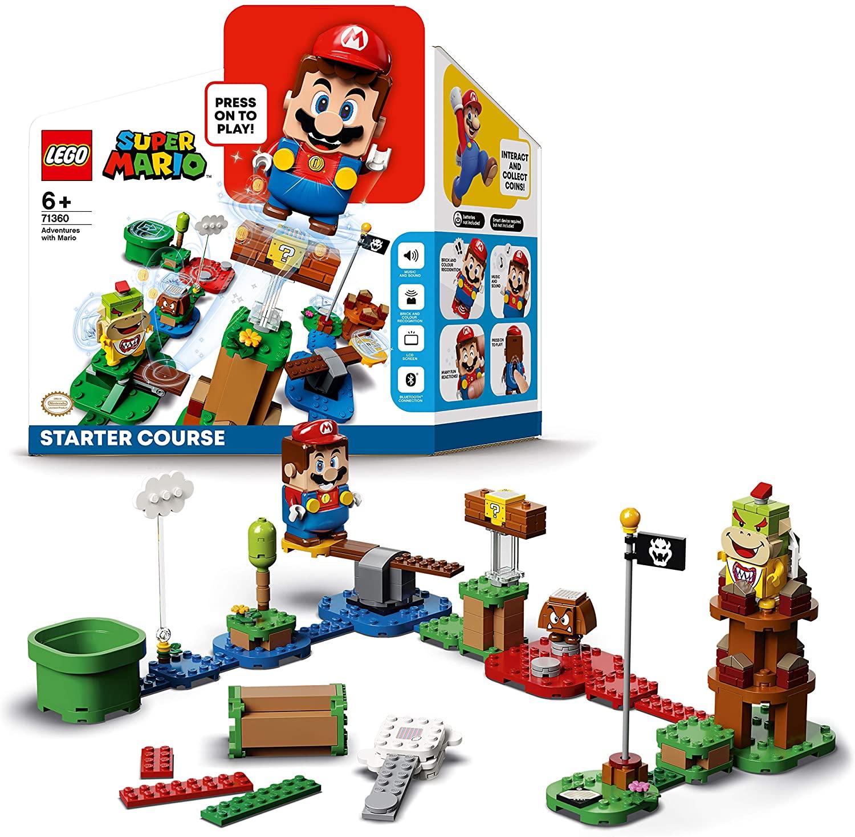 LEGO Super Mario Starter Pack 231 pezzi PREORDER 1/8