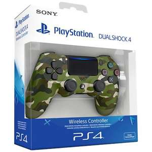 SONY - PS4 - Controller Dualshock 4 V2 Green Camouflage